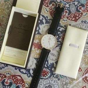 New Daniel Wellington Watch For Men